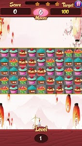 screenshot of Cupcake Balst version 3