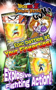 screenshot of DRAGON BALL Z DOKKAN BATTLE version 2.4.0