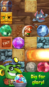 screenshot of Dig Out! - Gold Digger version 2.7.0