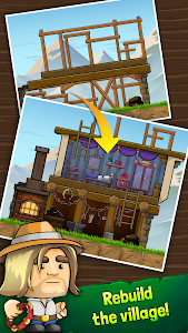 screenshot of Dig Out! version 2.5.3