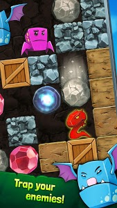 screenshot of Dig Out! version 2.5.0