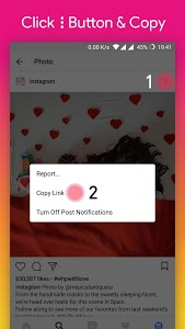 screenshot of Download & Repost for Instagram - Image Downloader version 2.3.4