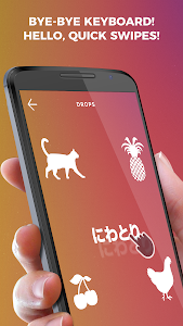 screenshot of Drops: Learn Japanese language, kanji and hiragana version 30.55