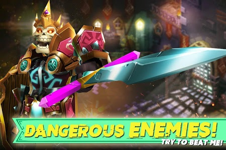 screenshot of Dungeon Legends - PvP Action MMO RPG Co-op Games version 3.21