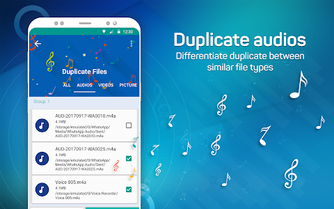 screenshot of Duplicate Files Fixer and Remover version 3.1.3.29