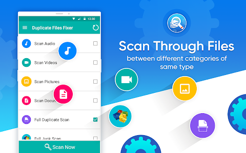 screenshot of Duplicate Files Fixer and Remover version 4.4.0.09