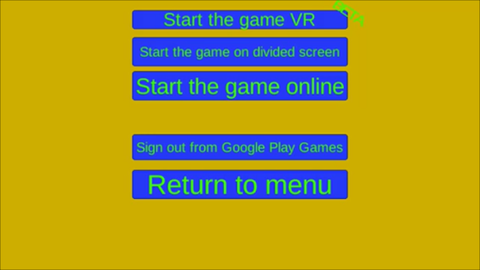 screenshot of Funny lines 3D Online multiplayer (+VR) version 0.5.7 (b38) BETA