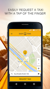 screenshot of Easy Taxi - Book Taxi Cab App version 9.9.2-b28