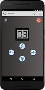screenshot of Easy Universal TV Remote version Varies with device