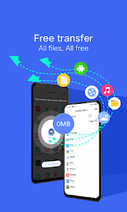 screenshot of EasyShare version 4.1.1.2_Lite