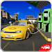 Electric Car Taxi Driver: NY City Cab Taxi Games