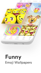 screenshot of Emoji Phone for Android - Stickers & GIFs version 1.0.11