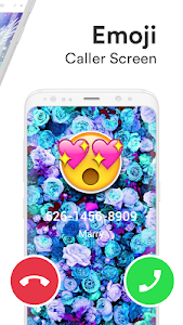 screenshot of Emoji Phone for Android - Stickers & GIFs version 1.0.9