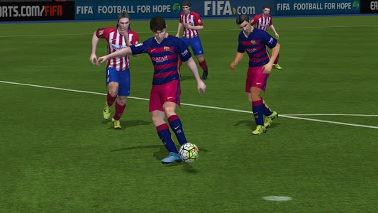 screenshot of FIFA 15 Soccer Ultimate Team version 1.7.0