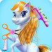 Download Fairy Pony Horse Mane Braiding Salon 1.0.1 APK