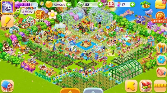 screenshot of Family Farm Seaside version 5.7.000