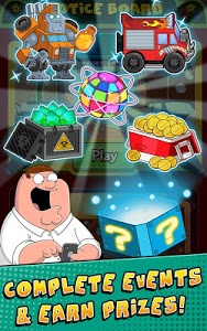 screenshot of Family Guy- Another Freakin' Mobile Game version 2.12.3