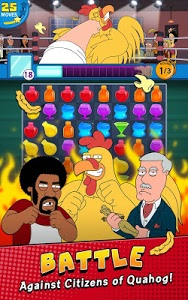 screenshot of Family Guy- Another Freakin' Mobile Game version 1.22.10