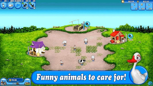 screenshot of Farm Frenzy Free: Time management game version 1.2.75