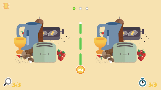 screenshot of Find Eat! version 1.1.3