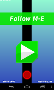 screenshot of Follow M-E (Follow the Line) version 1.0.20