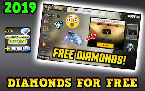 screenshot of Free Diamonds for Free Fire Tips l Guide 2k19 version 1.0