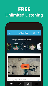 screenshot of Free Music App(Download Now):MP3 Player MixerBox version 9.79