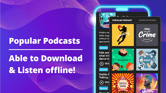 screenshot of FREE Music App💯Download Now👉Podcast Downloader! version 10.80