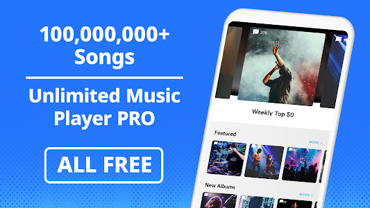 screenshot of Free Music App(Download Now) Unlimited Free Music! version 10.51