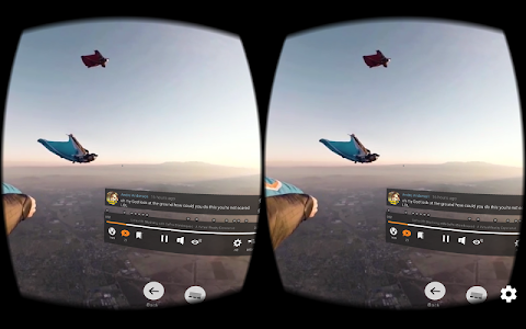 screenshot of Fulldive VR - Virtual Reality version Varies with device