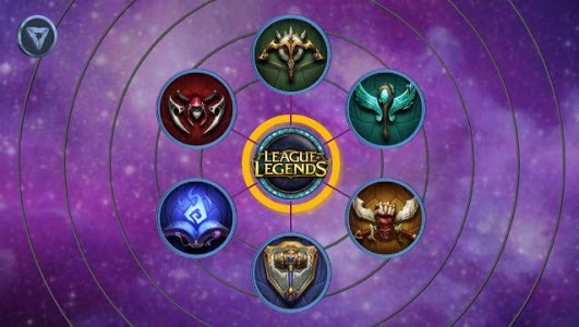 screenshot of Game Puzzle (League of Legends) version alpha10015