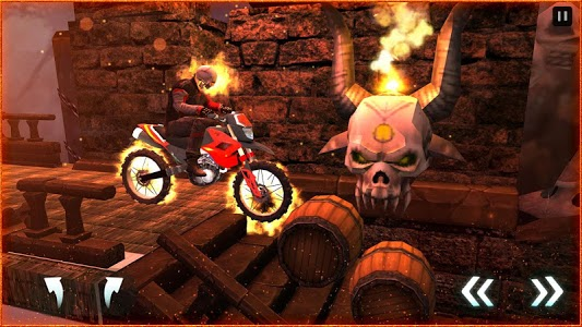 screenshot of Ghost Ride 3D Season 3 version Varies with device