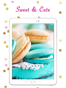 screenshot of Girly Wallpapers & Backgrounds version 2.5