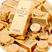 Download Gold Live Wallpaper (backgrounds & themes) 3.0 APK