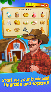 screenshot of Golden Farm : Idle Farming Game version 1.8.1