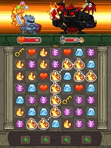 screenshot of Good Knight Story version Varies with device