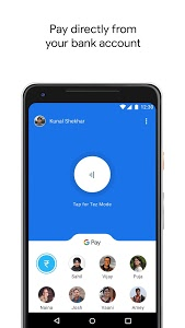 screenshot of Google Pay (Tez) - a simple and secure payment app version Varies with device