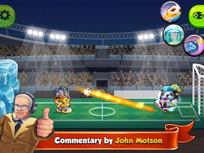 screenshot of Head Ball 2 version 1.111