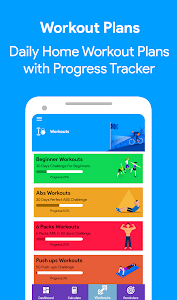 screenshot of Health Pal - Fitness, Weight loss coach, Pedometer version 4.2.54