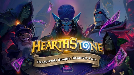 screenshot of Hearthstone version 14.6.32097