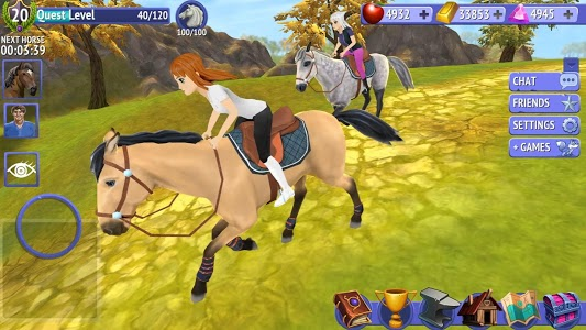 screenshot of Horse Riding Tales - Ride With Friends version 2.3