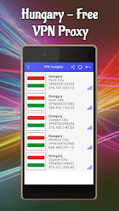 screenshot of Hungary - Free VPN Proxy version 2.0