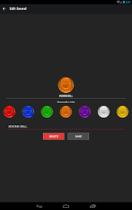 screenshot of Instant Buttons: The Best Soundboard version 1.0.15