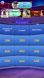 screenshot of Jeopardy! World Tour version 36.0.1