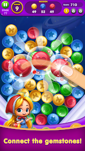 screenshot of Jewel Stars-Link Puzzle Game version 1.1007