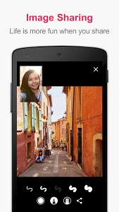 screenshot of JusTalk - Free Video Calls and Fun Video Chat version 7.4.27