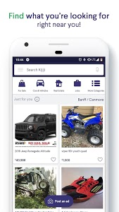 screenshot of Kijiji: Buy, Sell and Save on Local Deals version 7.7.0