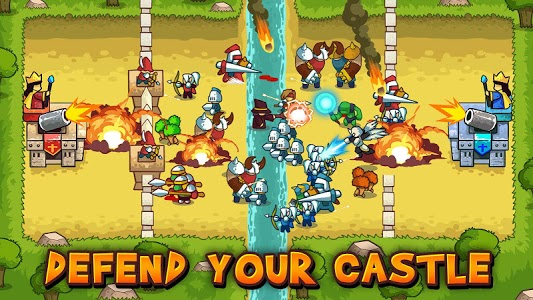 screenshot of King Rivals: War Clash - PvP multiplayer strategy version 1.1.13