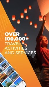 screenshot of Klook: Travel Activities, Day Trips & Guided Tours version 5.20.2
