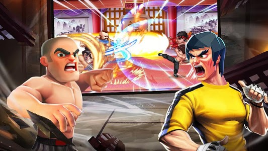 screenshot of Kung Fu Attack - PVP version 1.9.3.101